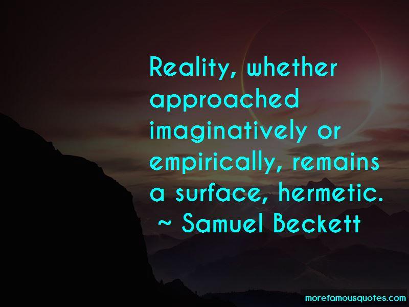 Hermetic Quotes