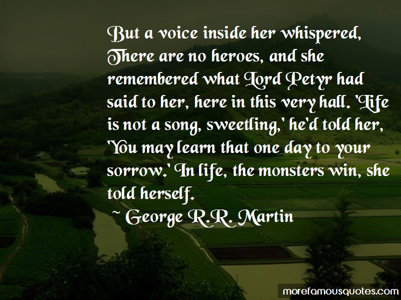 Heroes And Monsters Quotes Pictures 2