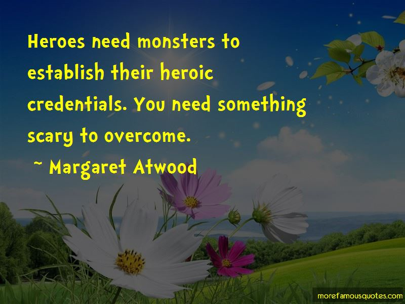 Heroes And Monsters Quotes Pictures 4