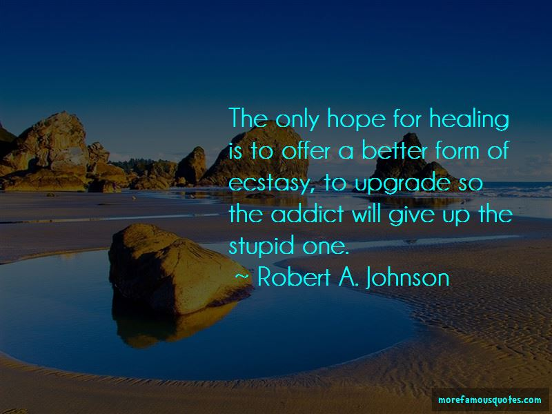 Hope For Healing Quotes Pictures 2