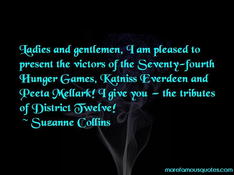 Hunger Games Peeta Quotes