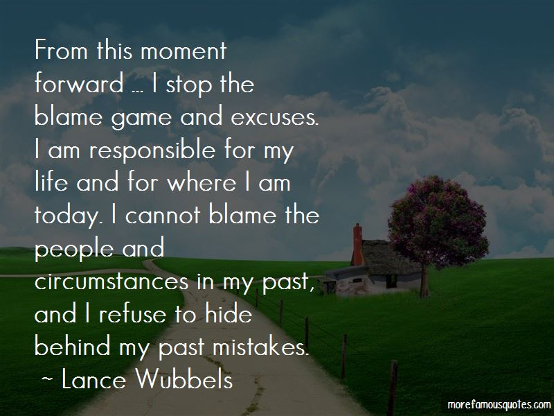 I Am Responsible For My Life Quotes