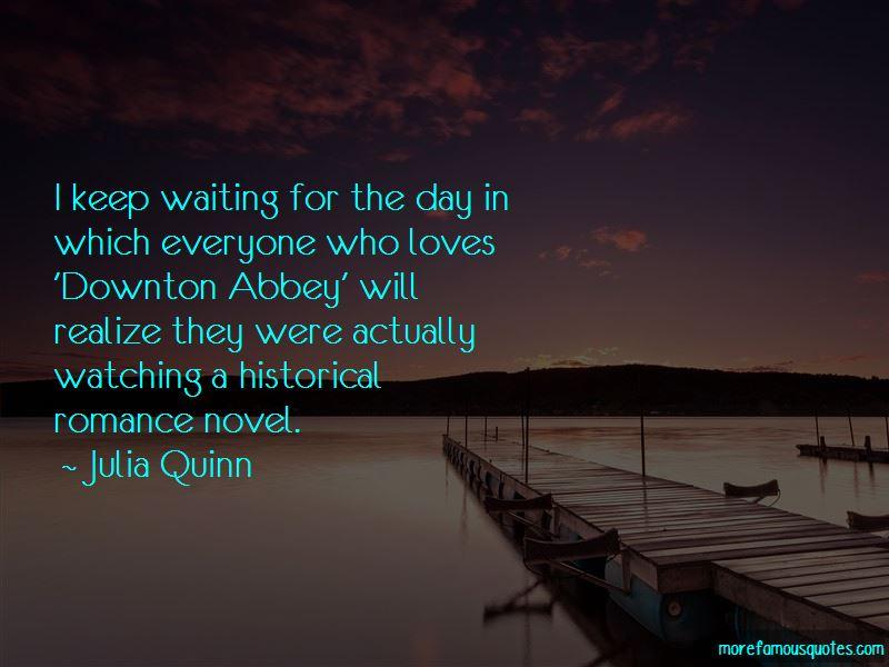 I Keep Waiting Quotes
