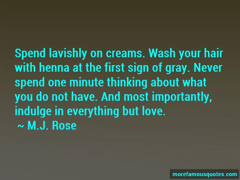 I Love Henna Quotes