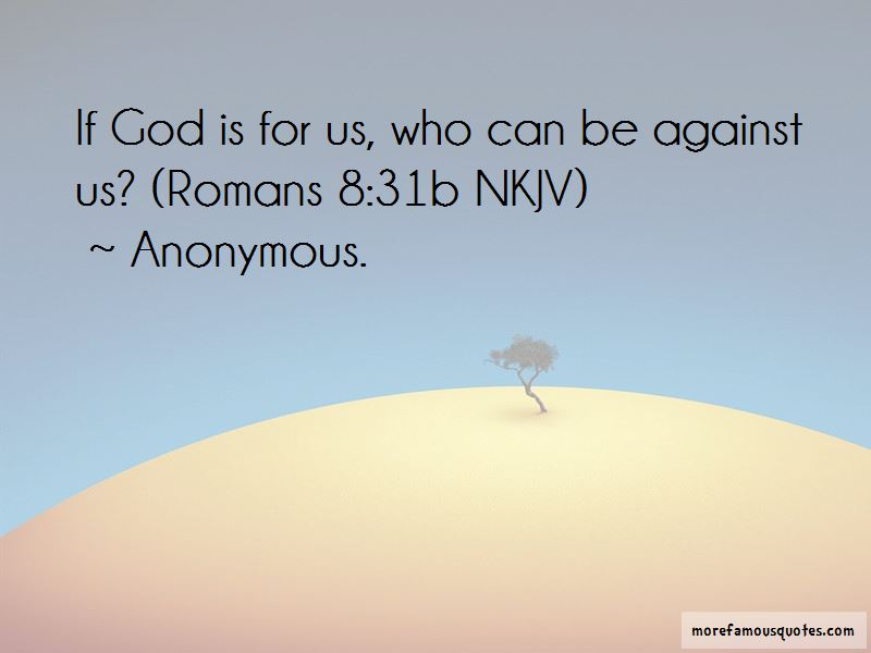 If God Is For Us Quotes Pictures 2