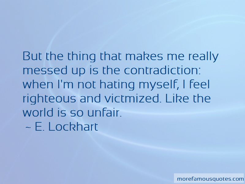 I'm Not Hating Quotes