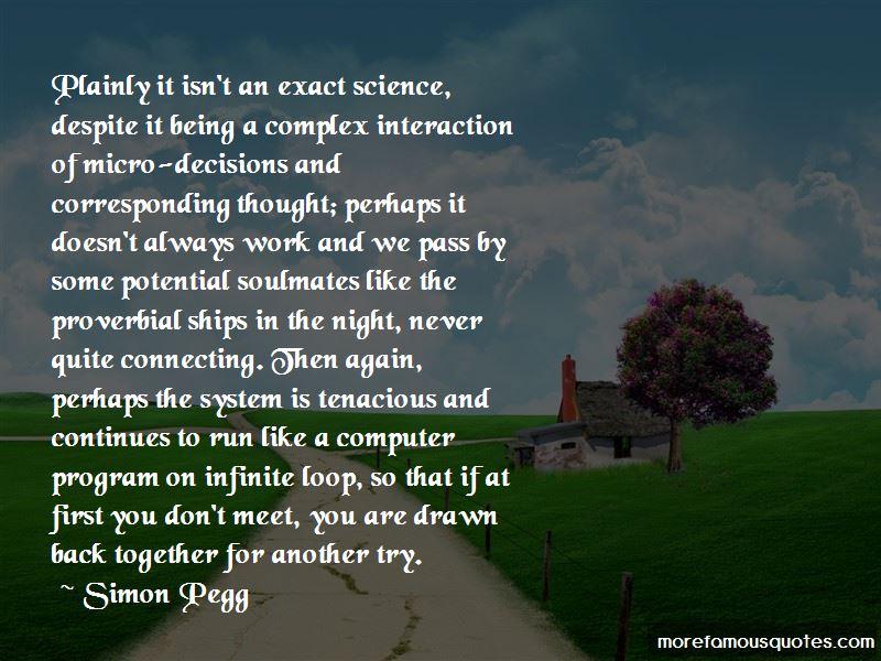 Infinite Loop Quotes