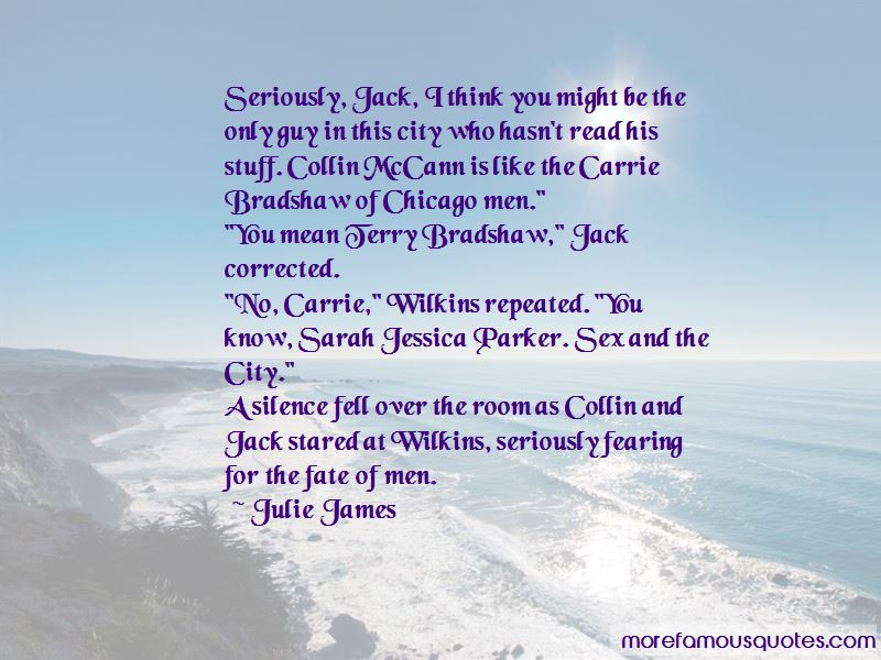 Jack And Sarah Quotes