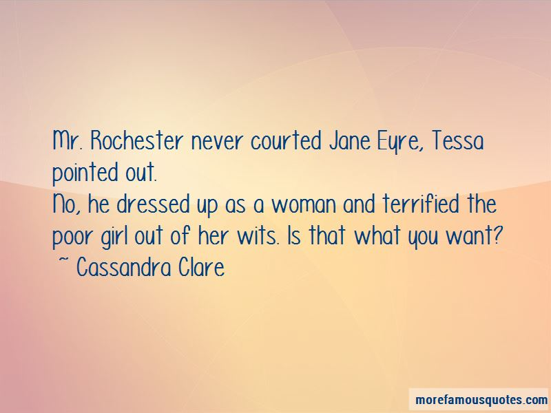 Jane Eyre And Rochester Quotes