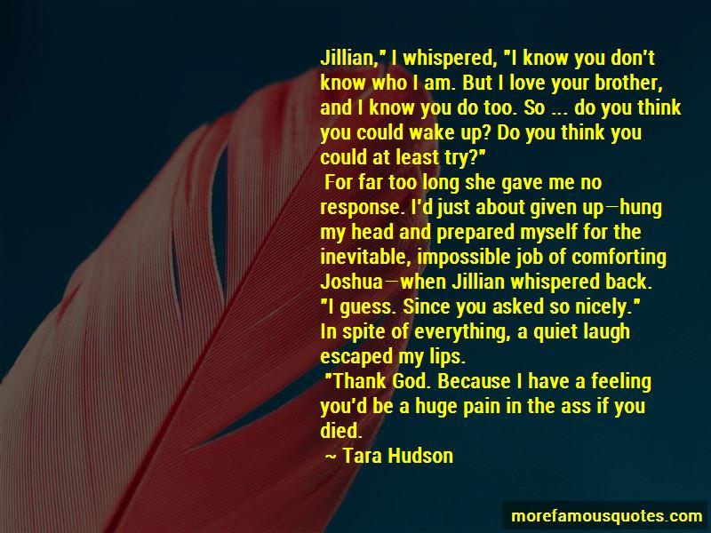 Jillian Quotes Pictures 3