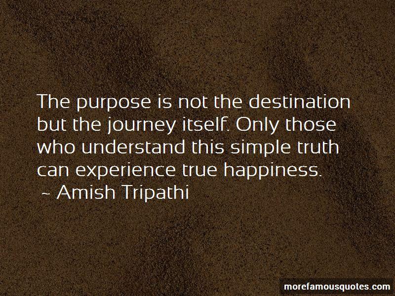 Journey To Destination Quotes