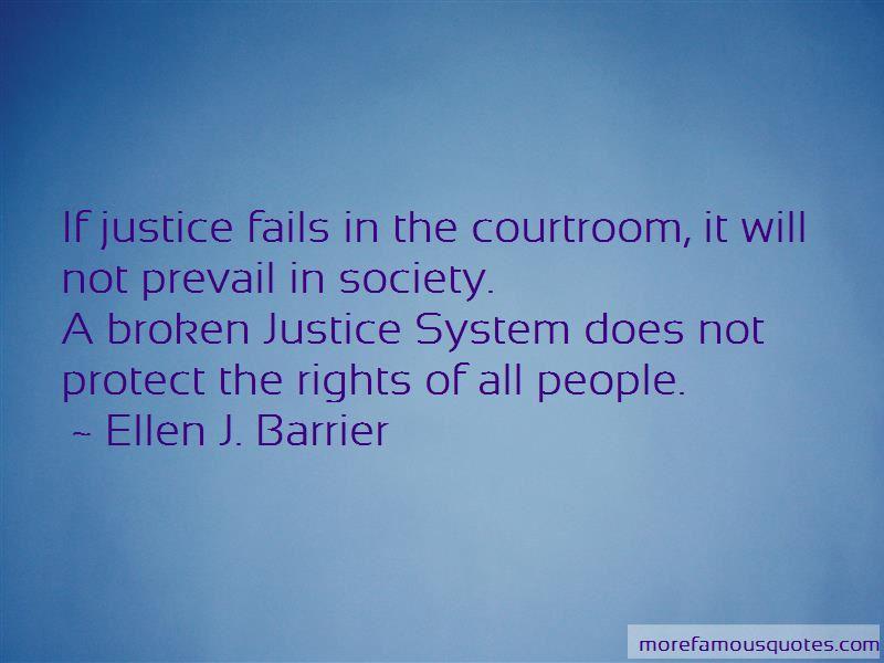 Justice Fails Quotes