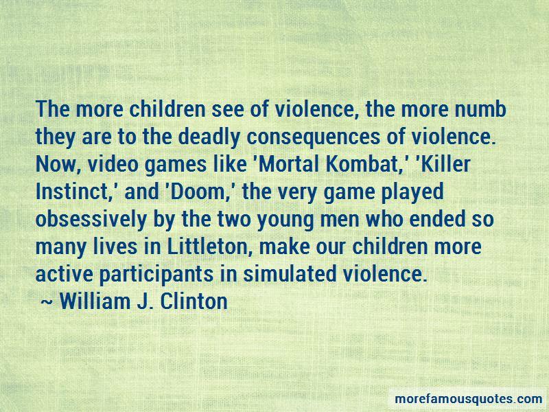 Killer Instinct Video Game Quotes