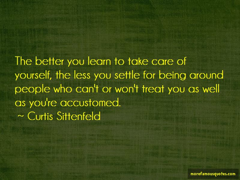 Learn To Care Less Quotes