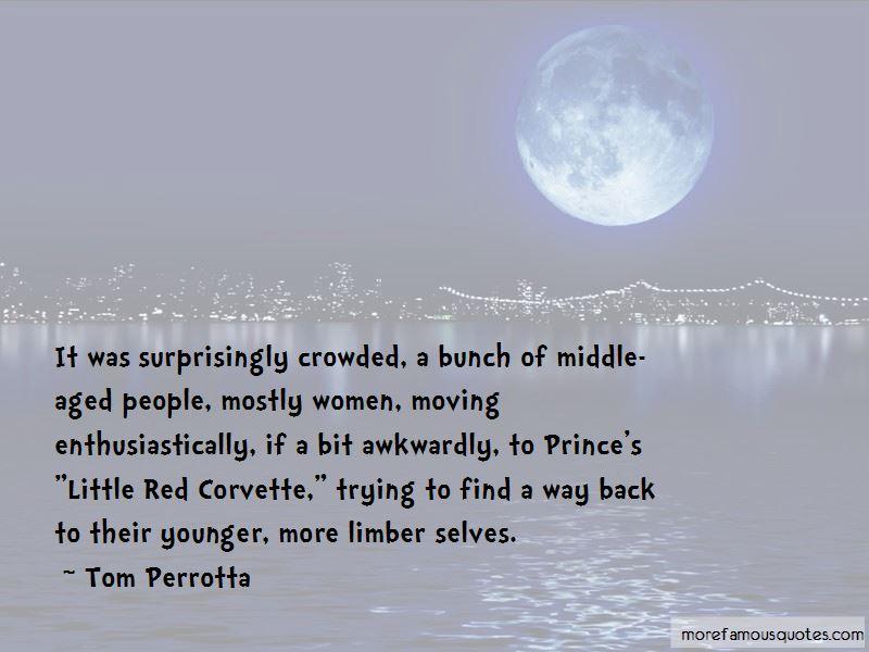 Little Red Corvette Quotes