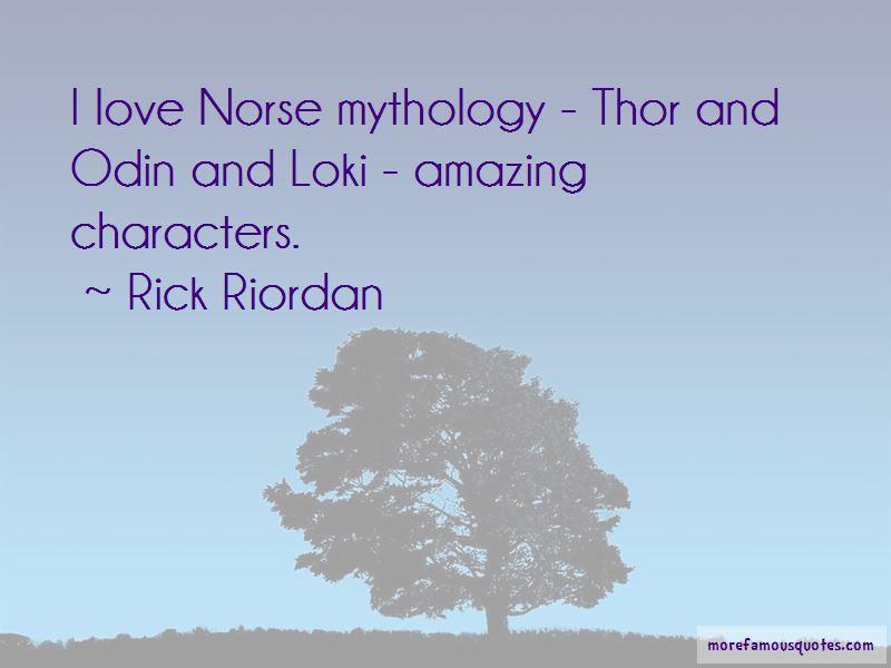 Loki Norse Quotes
