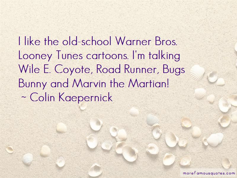 Looney Tunes Martian Quotes: top 1 quotes about Looney Tunes ...