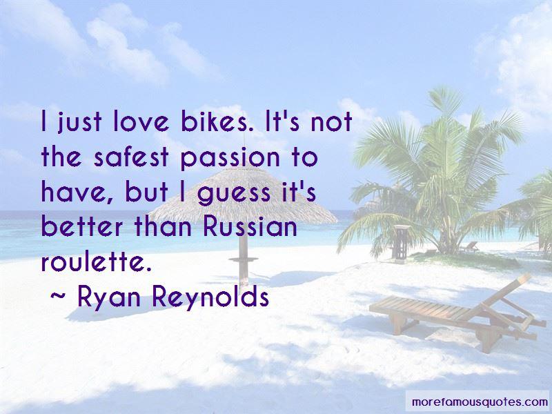 Love Bikes Quotes
