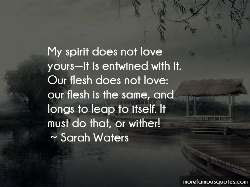 Love Entwined Quotes