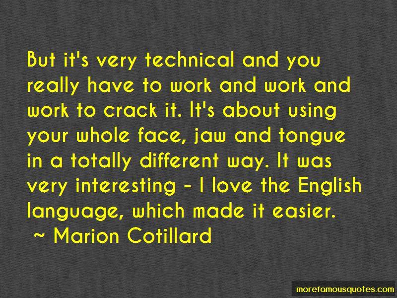Love Your Language Quotes