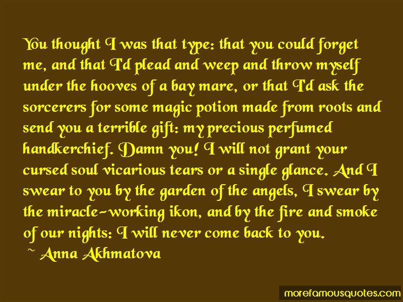 Magic Potion Quotes