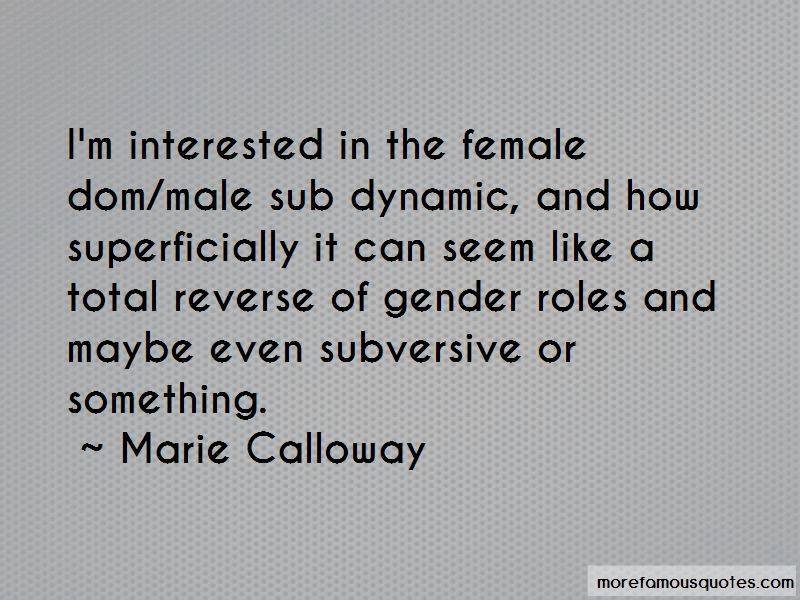 Male Sub Quotes: top 3 quotes about Male Sub from famous authors