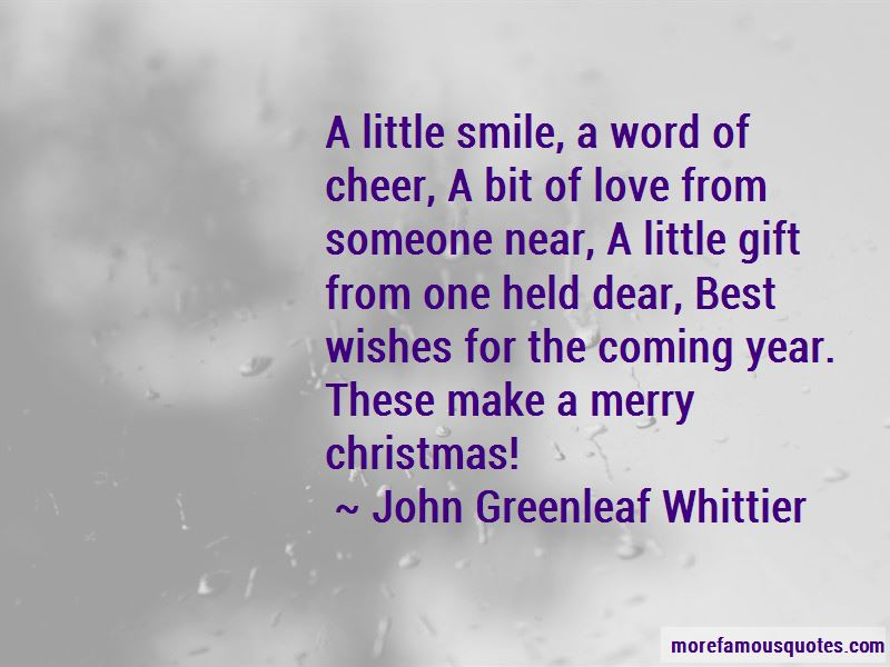 Merry Christmas Wishes Love Quotes