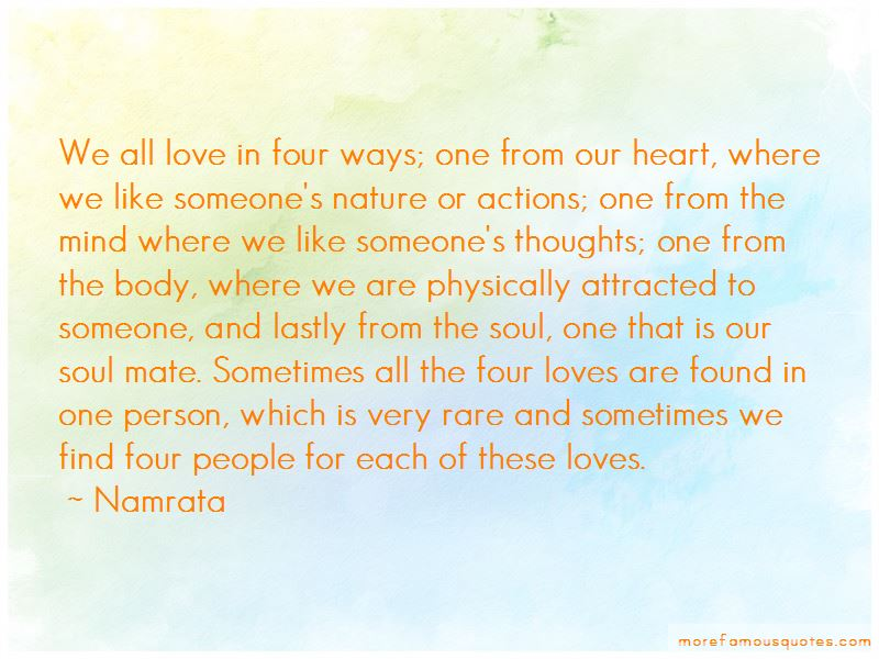 Mind Body And Soul Love Quotes Pictures 4
