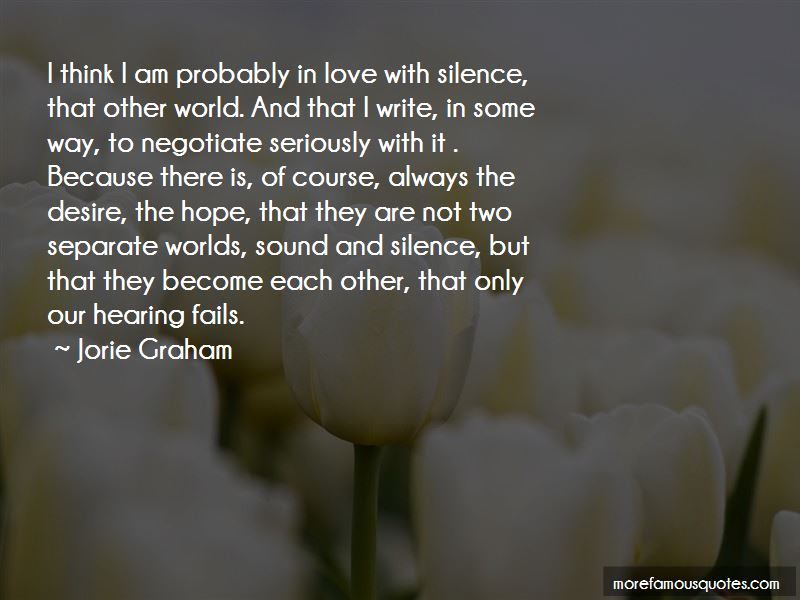 My Way Of Love Quotes