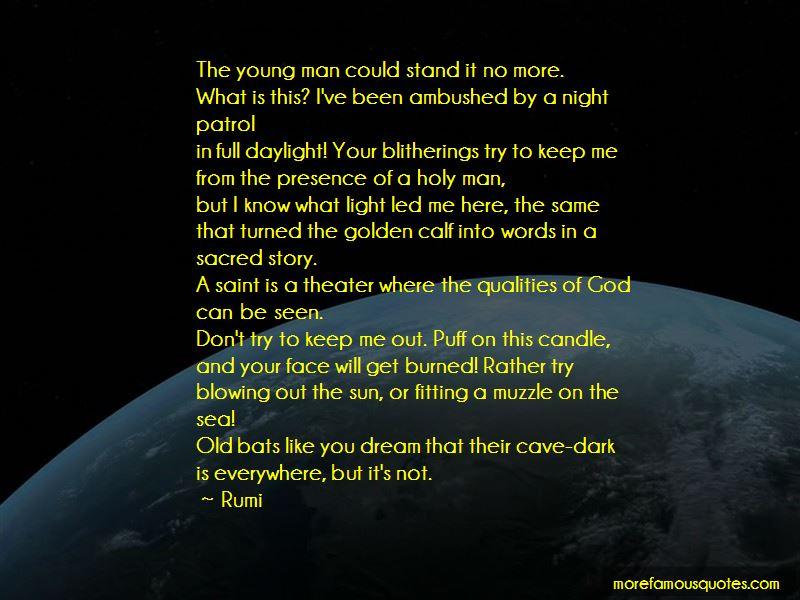 Night Patrol Quotes