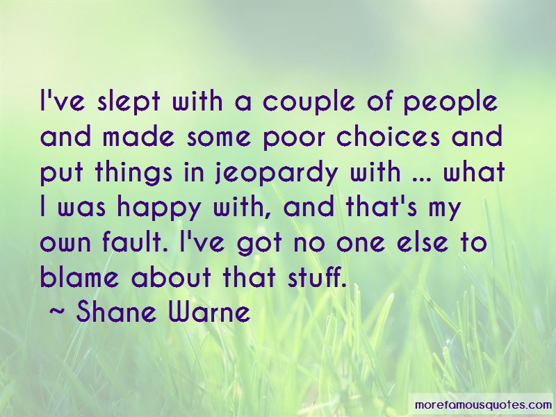 No One Else To Blame Quotes Pictures 4