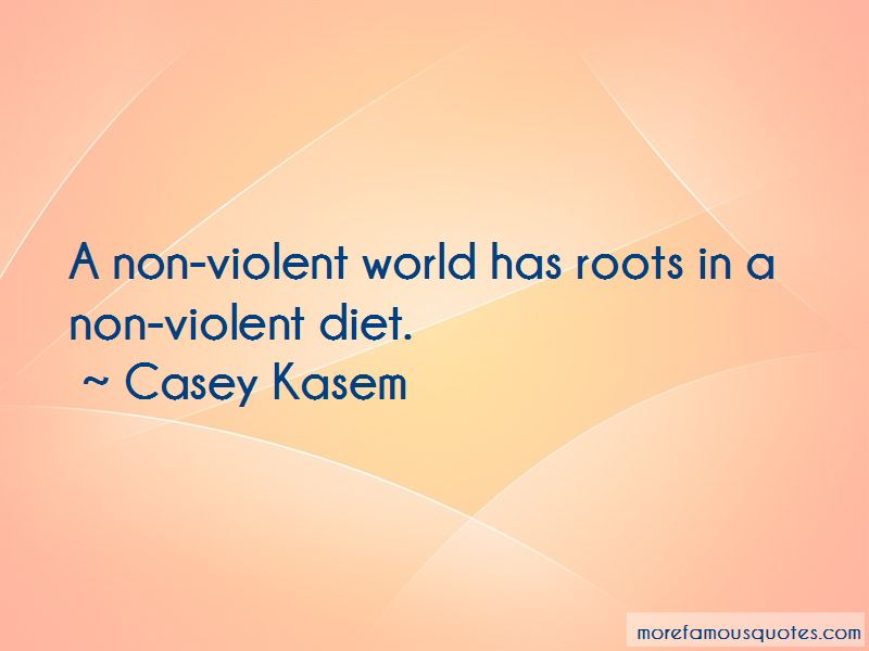 Non-violent World Quotes Pictures 2
