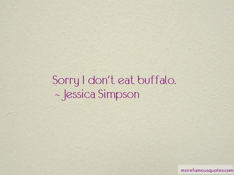 Ol Buffalo Quotes Pictures 2