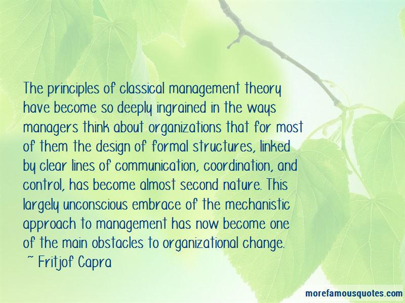 Organizational Change Management Quotes Top 2 Quotes About