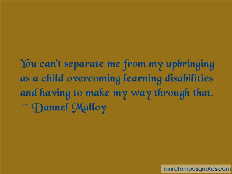 Overcoming Disabilities Quotes