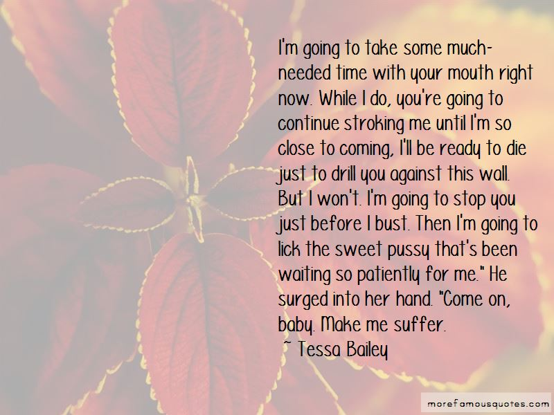 Patiently Waiting Baby Quotes