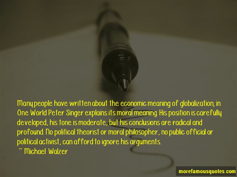 Political Theorist Quotes
