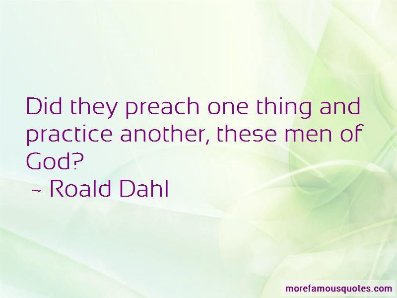 Practice Preach Quotes Pictures 4