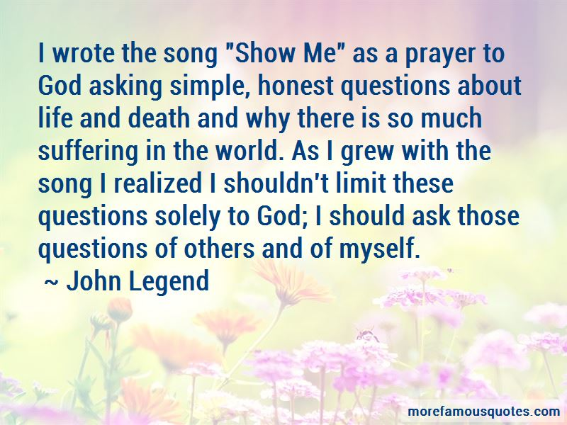 Prayer To God Quotes