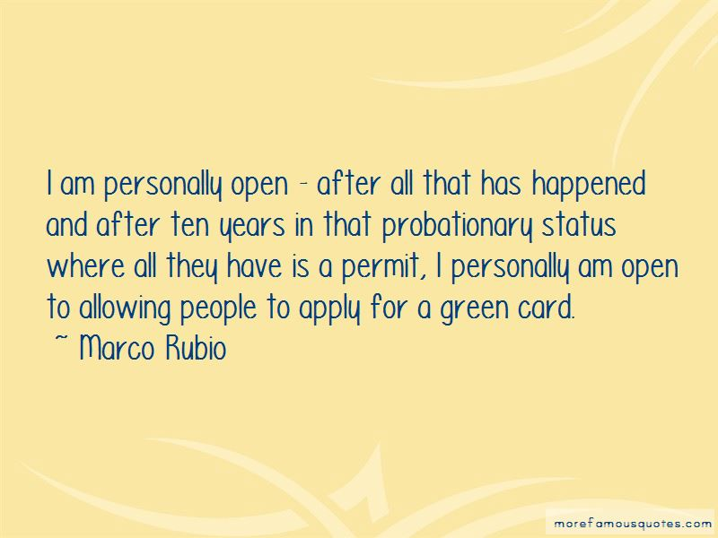 Probationary Quotes Pictures 2