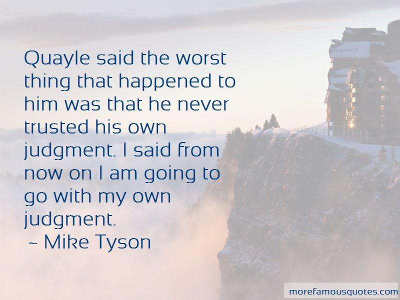Quayle Quotes