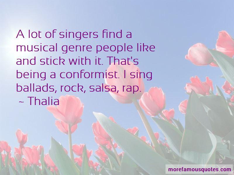 Rap Singers Quotes