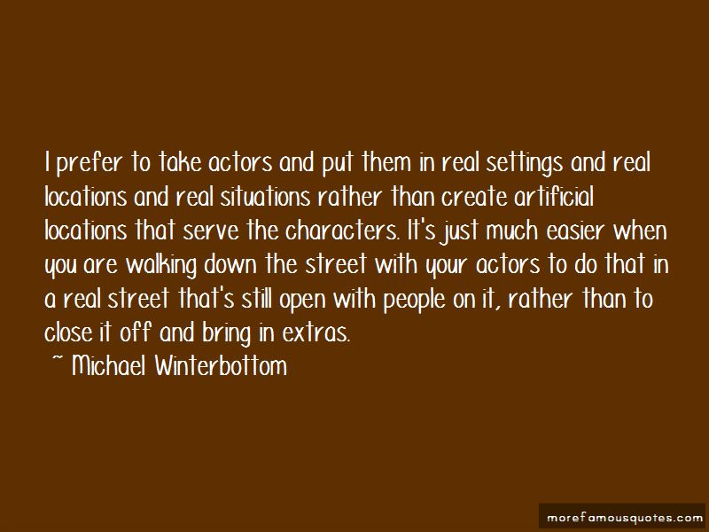 Real Situations Quotes