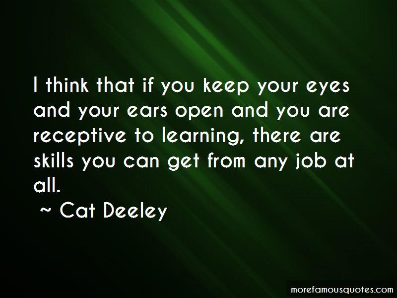 Receptive Skills Quotes