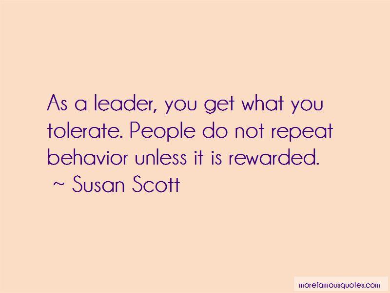 Repeat Behavior Quotes