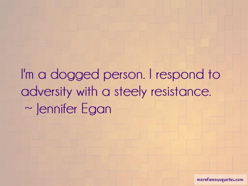 Respond To Adversity Quotes