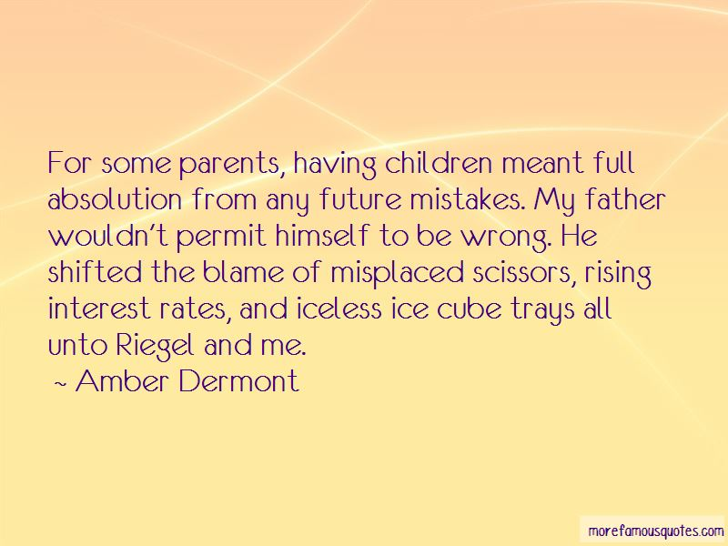 Rising From Mistakes Quotes