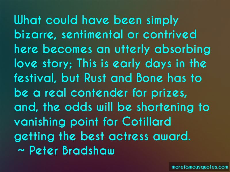 Rust And Bone Quotes