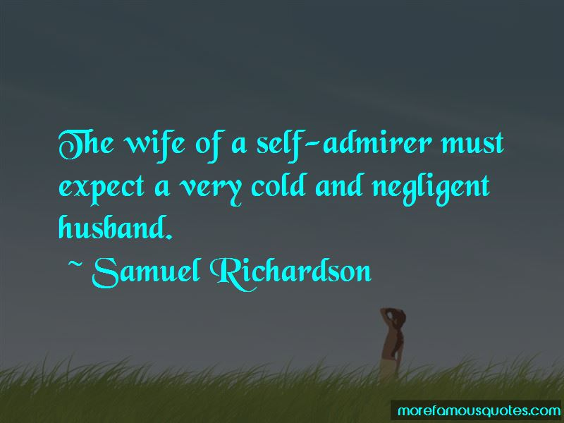 Self Admirer Quotes