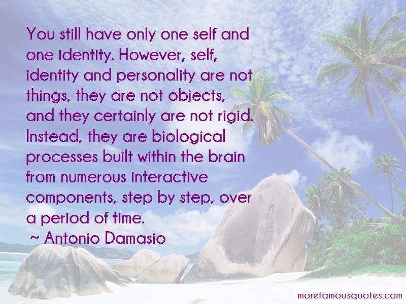 Self Identity Quotes